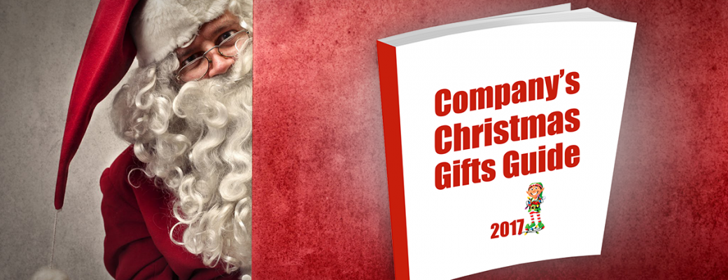 Christmas Company Gifts Guide