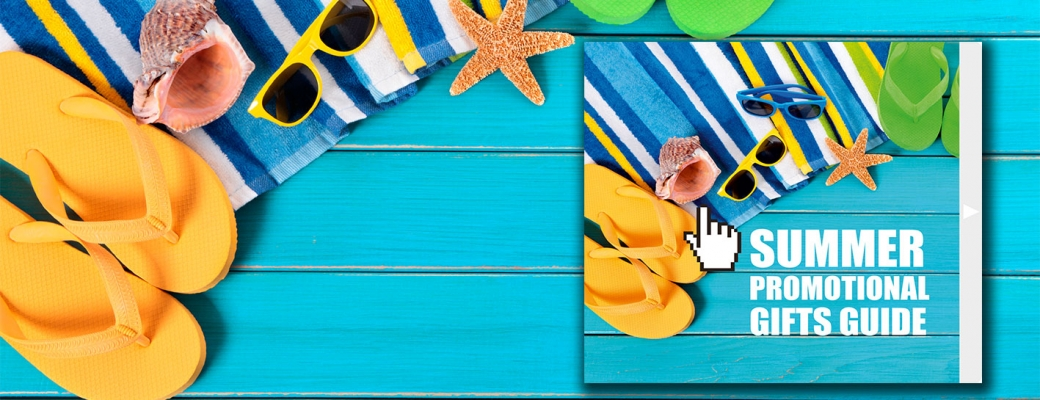 Summer promotional gift guide