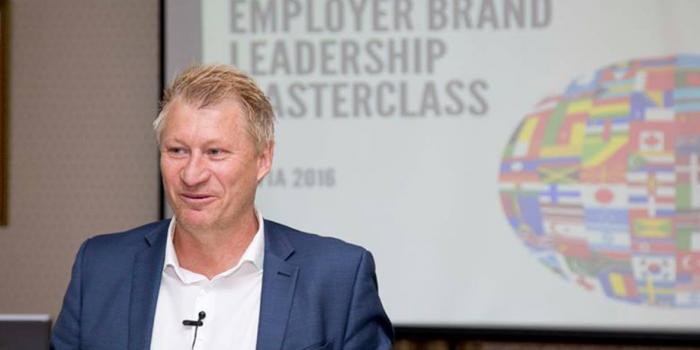 На Employer Branding с Брет Мичингтън дадохме старт на нашата кампания за развитие на силна работодателска марка