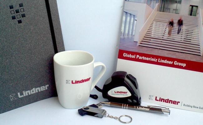Рекламни подаръци за Линднер България ЕООД