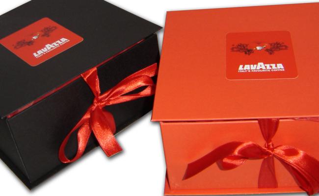 Рекламен подарък за Lavazza