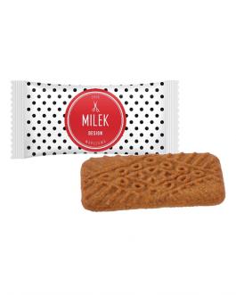 Рекламни бисквитки с лого на опаковката