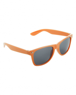 Слънчеви очила - оранжев цвят