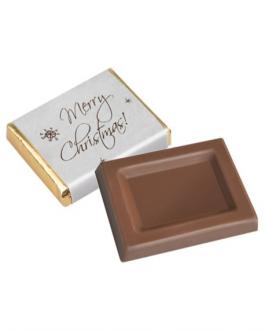Коледен шоколадов неаполитан
