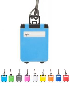 Пластмасов бадж за куфар