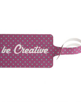 Етикет за куфар по индивидуален дизайн