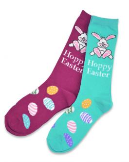 Фирмени чорали с великденски дизайн