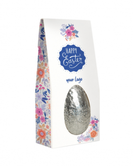 Голямо шоколадово яйце за Великден