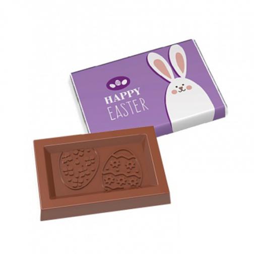 Шоколадче с великденски мотив
