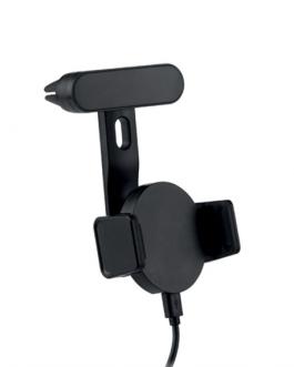 Безжична зарядна стойка за кола за телефон