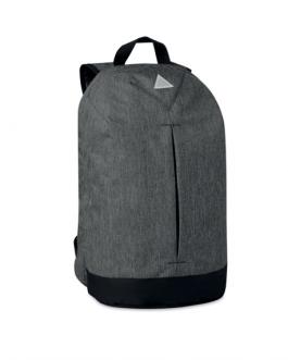 Корпоративна раница за лаптоп със защите-черен цвят