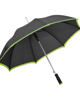 Рекламен автоматичен чадър-зелен цвят