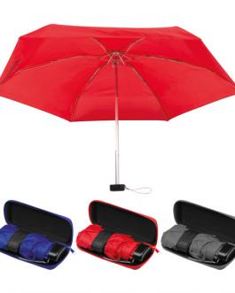 Рекламен мини сгъваем чадър