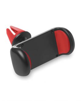 Рекламната поставка за телефон в кола-червен цвят