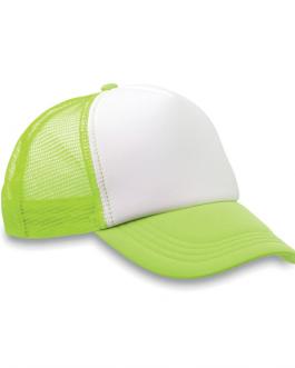 Класическа бейзболна шапка-зелен цвят