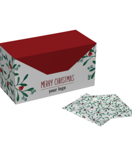 Фирмена кутия с 24 пакетчета коледен чай