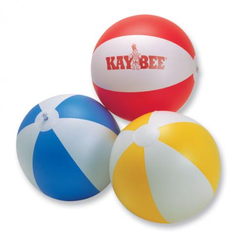 Промоционална плажна топка с лого