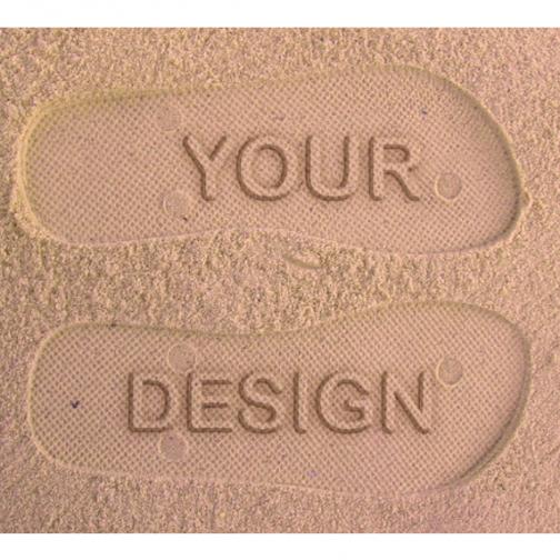 Рекламни джапанки с гравирано лого