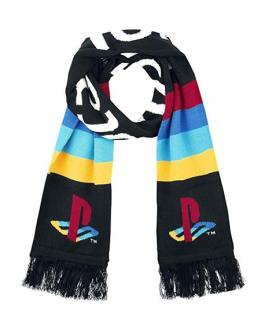 Рекламен плетен шал по индивидуален дизайн