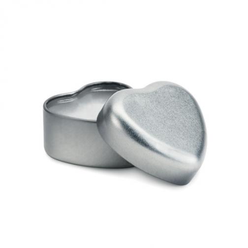 Вазелин за устни Сърце в метална кутия