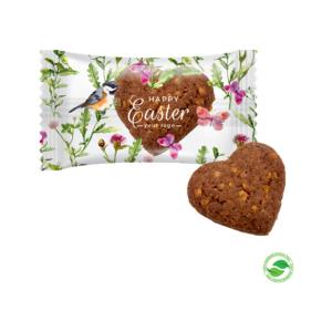 Шоколадова бисквитка Сърце